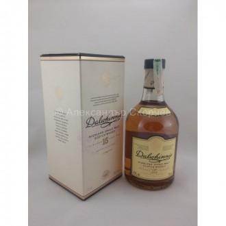 Уиски Далуини Сингъл Малц 15г.