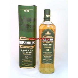 Уиски Бушмилс Сингъл Малц 10г.