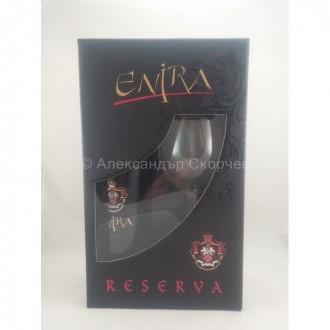 Енира Резерва 2011 с чаша
