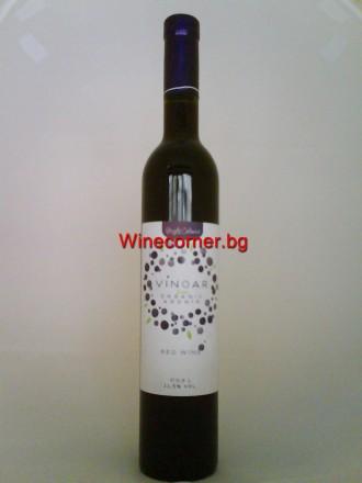 Виноар Арония Органик 2015