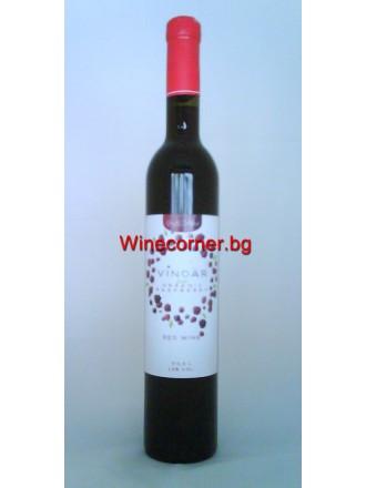 Виноар Малина Органик 2015