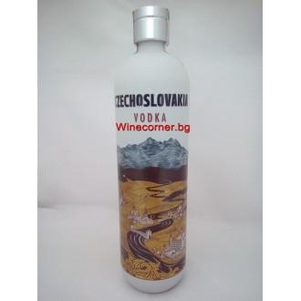 Водка Чехословакия