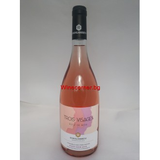 Хараламбиеви Троа Визаж Розе 2019