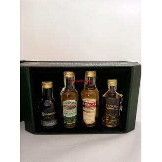 Уиски Колекция Куули миниатюри 4*0.05л