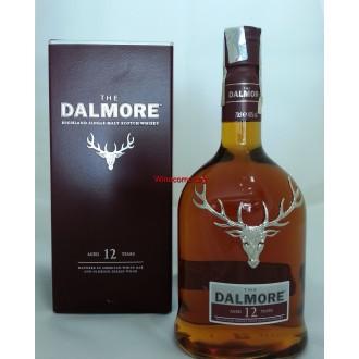 Уиски Далмор Сингъл Малц 12г.