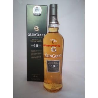 Уиски Глен Грант Сингъл Малц 10г.