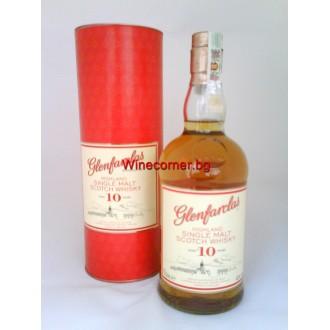 Уиски Гленфарклас Сингъл Малц 10г.