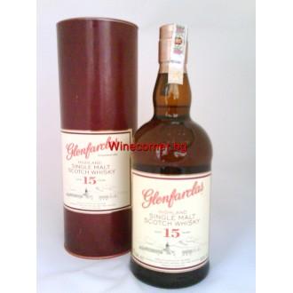 Уиски Гленфарклас Сингъл Малц 15г.