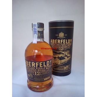 Уиски Аберфелди Сингъл Малц 12г