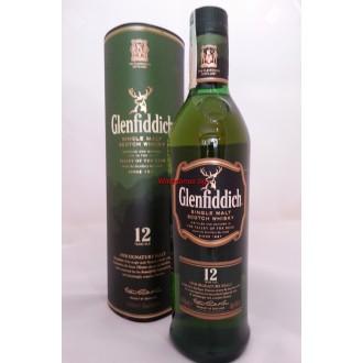 Уиски Гленфидих Сингъл Малц 12г.