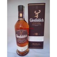 Уиски Гленфидих Сингъл Малц 18г