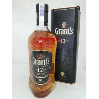Уиски Грантс 12г